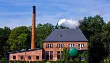 Free Polish Vodka Distillery Royalty Free Stock Images - 22441419