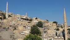 The Minarets Of Mardin. Stock Photography