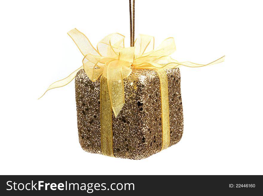 Small present box