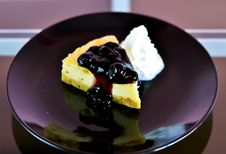Free Cheese Cake Stock Image - 22451031