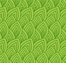 Free Green Seamless Background Stock Photography - 22451072