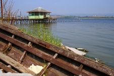 Free Place Of The Old Fisherman. Stock Photos - 22452413