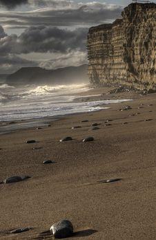 Free The Jurassic Coast Stock Photos - 22453813