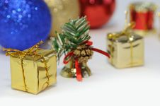 Free Christmas Decoration Stock Photography - 22456142