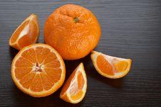 Free Tangerines Stock Image - 22460471