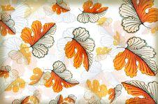 Free Leaf Background Stock Photo - 22461710