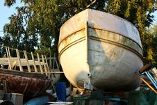 Free Boats On The Dock Royalty Free Stock Images - 22462179
