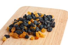 Free A Bunch Of Blue And Yellow Raisins Royalty Free Stock Photography - 22464617