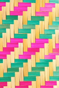 Free Bamboo Pattern Texture Stock Images - 22468714