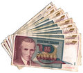 Free Yugoslav Dinars Stock Photography - 22476572