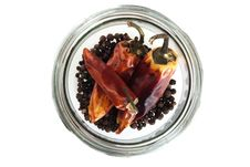 Free Dried Red Chili Peppers Stock Photo - 22471120