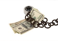 Free Protect Your Money! Royalty Free Stock Images - 22471279
