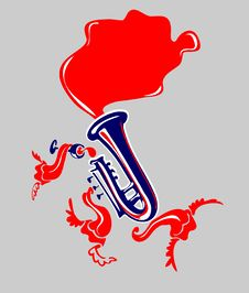 Jazz Trumpet Musical Instrument Royalty Free Stock Photography