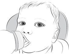 Free Baby(2).jpg Royalty Free Stock Photo - 22476885
