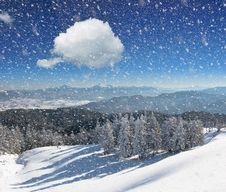 Free Winter Landscape Stock Image - 22477071
