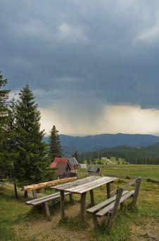 Free Mountain Storm Stock Photo - 22478480