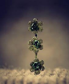 Free Metallic Flowers Stock Photos - 22484233
