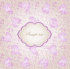 Free Floral Background Royalty Free Stock Images - 22484989