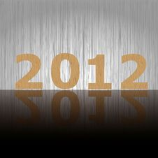 Free 2012 New Year Royalty Free Stock Images - 22486479