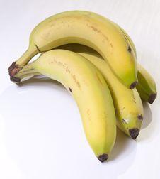Free Bananas Royalty Free Stock Photos - 22488078