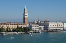 Free Venice Scene St Marks Square Stock Photography - 22488562