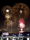 Free Pataya City Firework Festival Stock Photo - 22494610