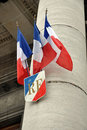 Free French Flags Stock Images - 22496414
