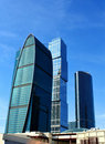 Free Buildings Of The Area Moscow City Stock Photo - 22497540
