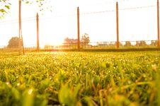 Free Sunrise. Royalty Free Stock Photo - 22492045