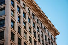 Free Old Office Building Stock Photos - 22492813