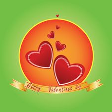 Free Valentines Day Background Royalty Free Stock Photo - 22493425