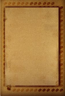 Free Brown Paper Modern Design Royalty Free Stock Images - 22493659