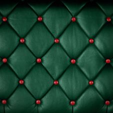 Free Green Genuine Leather Stock Image - 22495731