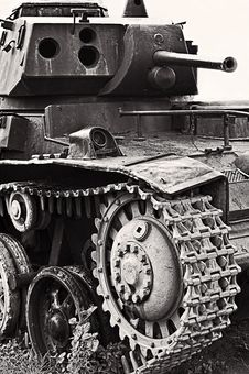 Free Tank WW2 Stock Images - 22496534