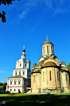 Free View Of The  Andronicus Monastery Royalty Free Stock Images - 22497589