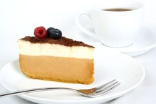 Free Cheesecake Stock Photos - 22498453