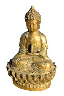 Free Buddhism Bodhisattva Statues Royalty Free Stock Photo - 22499075