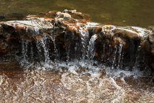 Free Stream In Mountain Royalty Free Stock Photos - 22499878
