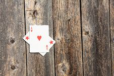 Free Playing Card Pucark Stock Photos - 22499963