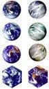 Free Eight Worlds Stock Image - 2250161