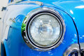 Free Headlight Of Vintage Car Stock Photos - 2253133