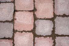 Modern Stone Tile Pattern Stock Photography