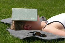 Free Woman Sleeping Stock Images - 2250654