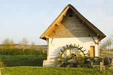 Free Old Watermill Stock Photos - 2250743