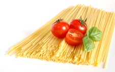 Free Italian Spaghetti Royalty Free Stock Photography - 2250867