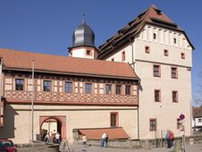 Free Castle In Forchheim Royalty Free Stock Photo - 2252655