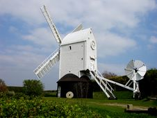 Free Windmill Stock Photography - 2252752