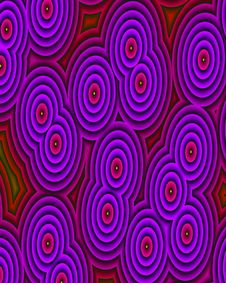 Free Mod Op Art Royalty Free Stock Photography - 2252777