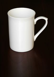 Free White Cup Royalty Free Stock Photos - 2253368