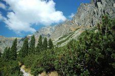 Free High Tatras Mountains Royalty Free Stock Photos - 2254888
